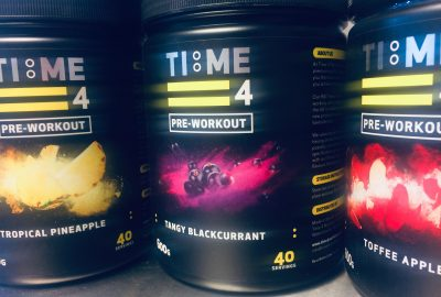 Time 4 Nutrition